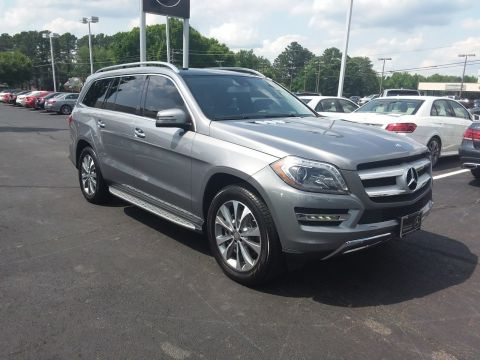 Certified Used Mercedes-Benz GL-Class GL 450