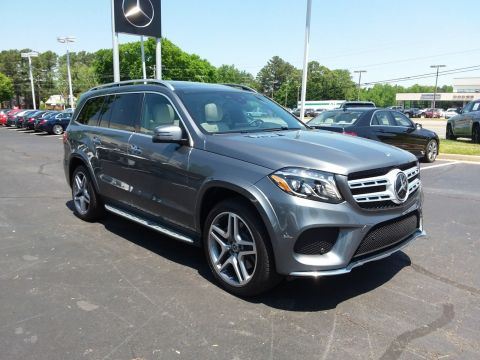 New Mercedes-Benz GLS GLS 550
