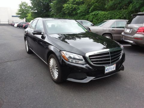 Certified Used Mercedes-Benz C-Class C 300 Luxury
