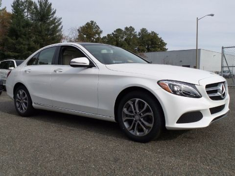 2017 MERCEDES-BENZ C 300 AWD