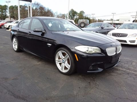 Used BMW 5 SERIES 550I XDRIVE