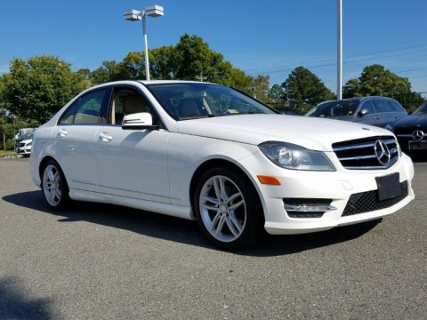 Used MERCEDES-BENZ C-Class C 250