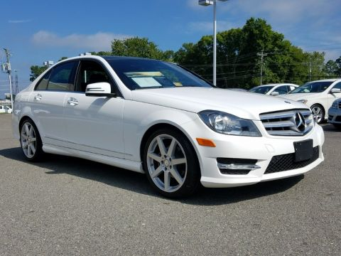 Certified Used MERCEDES-BENZ C-Class C 250