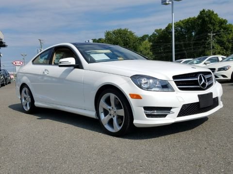 Certified Used MERCEDES-BENZ C-Class C 350