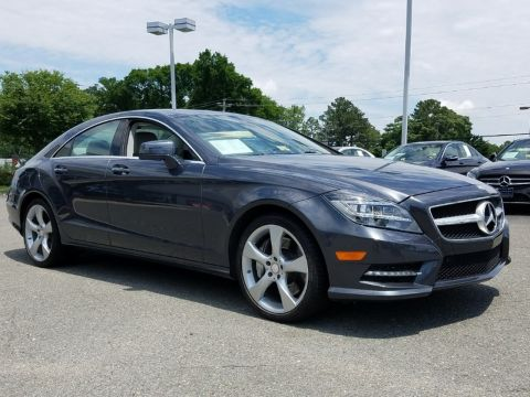 Certified Used MERCEDES-BENZ CLS CLS 550