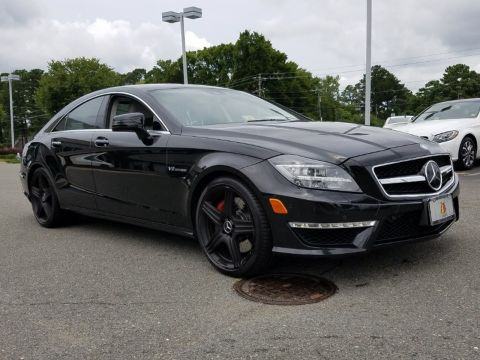 Used MERCEDES-BENZ CLS CLS 63 AMG®