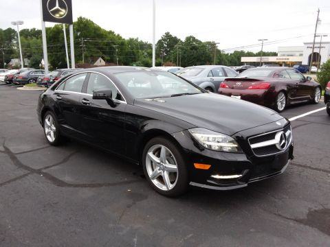 Certified Used Mercedes-Benz CLS CLS 550 Sport