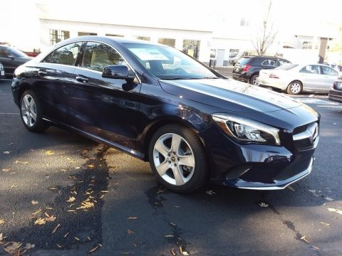 New MERCEDES-BENZ CLA CLA 250