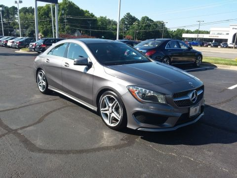 Used Mercedes-Benz CLA CLA 250 Sport