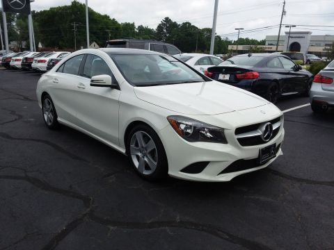 Certified Used Mercedes-Benz CLA CLA 250