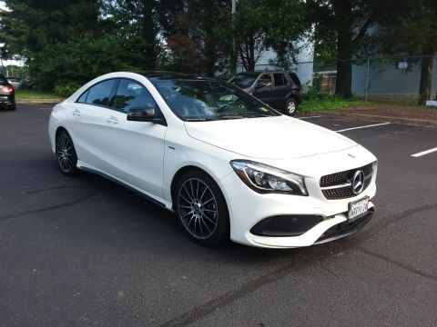 Used Mercedes-Benz CLA CLA 250