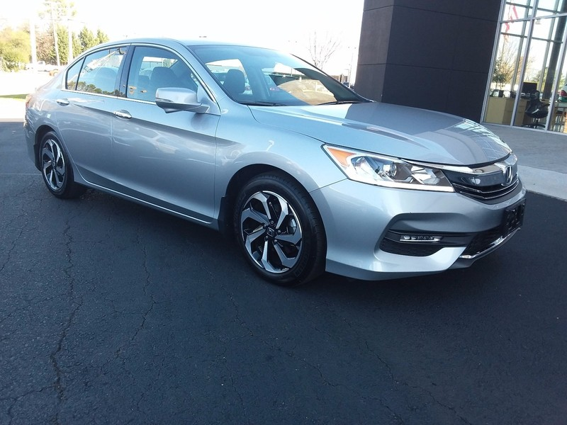 pre owned 2016 honda accord ex l v6 4dr car in richmond m4326b mercedes benz of richmond. Black Bedroom Furniture Sets. Home Design Ideas