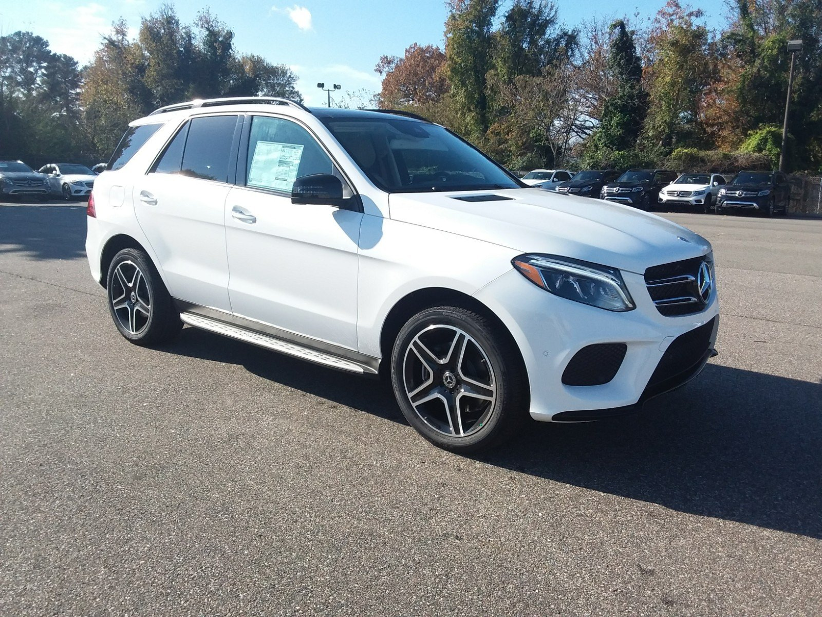 New 2019 Mercedes Benz GLE GLE 400 SUV in Richmond