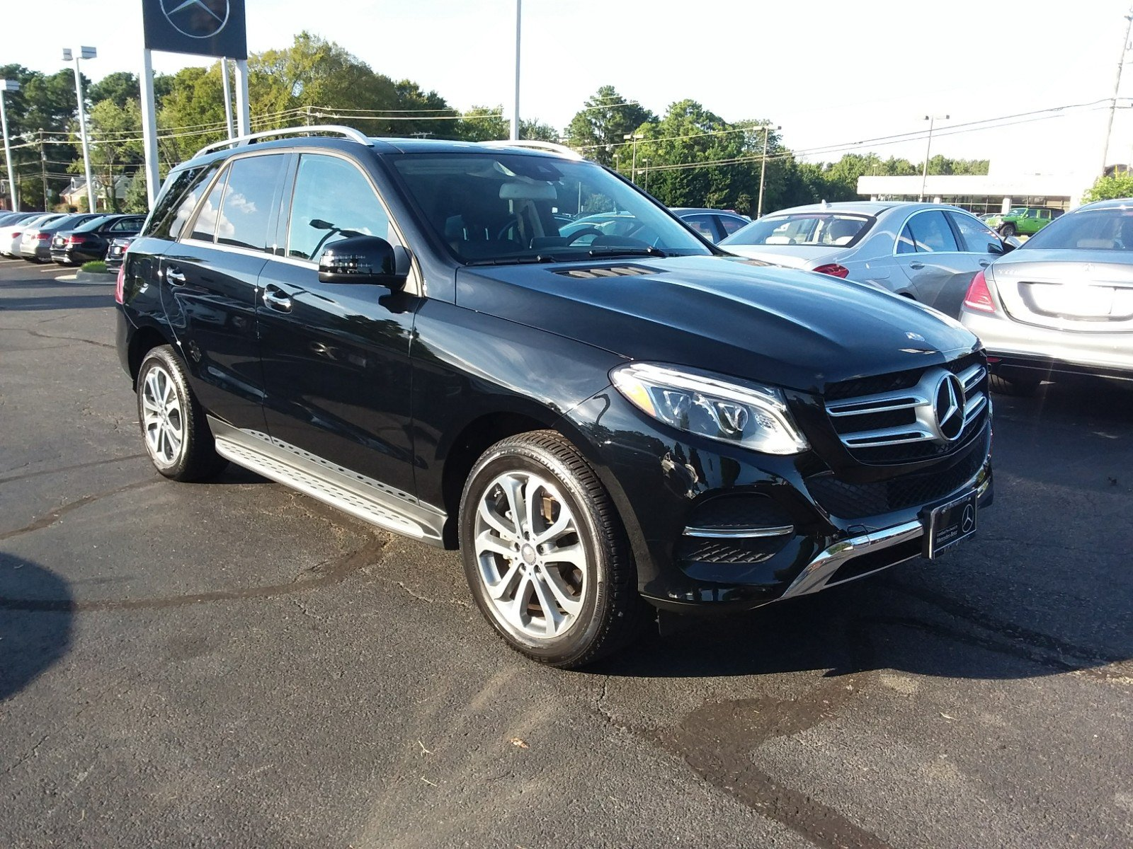 Certified Pre Owned 2016 Mercedes Benz GLE GLE 350 SUV in Richmond