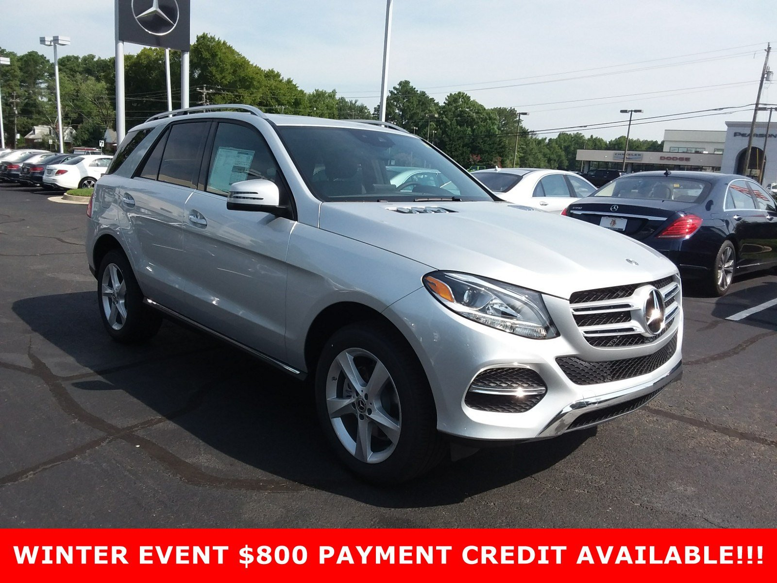 New 2018 Mercedes Benz GLE GLE 350 SUV in Richmond