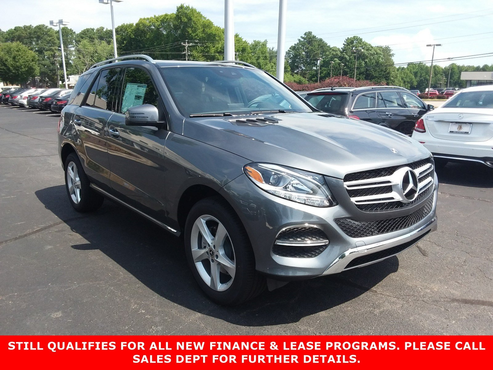 Pre Owned 2018 Mercedes Benz GLE GLE 350 SUV in Richmond