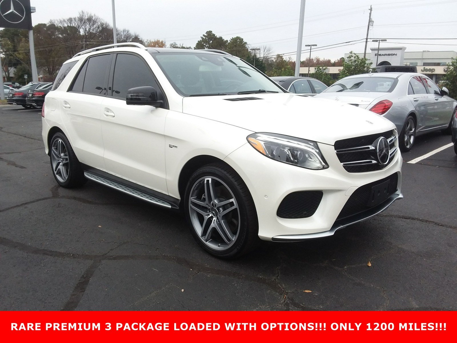 Pre Owned 2018 Mercedes Benz GLE AMG GLE 43 SUV SUV in Richmond