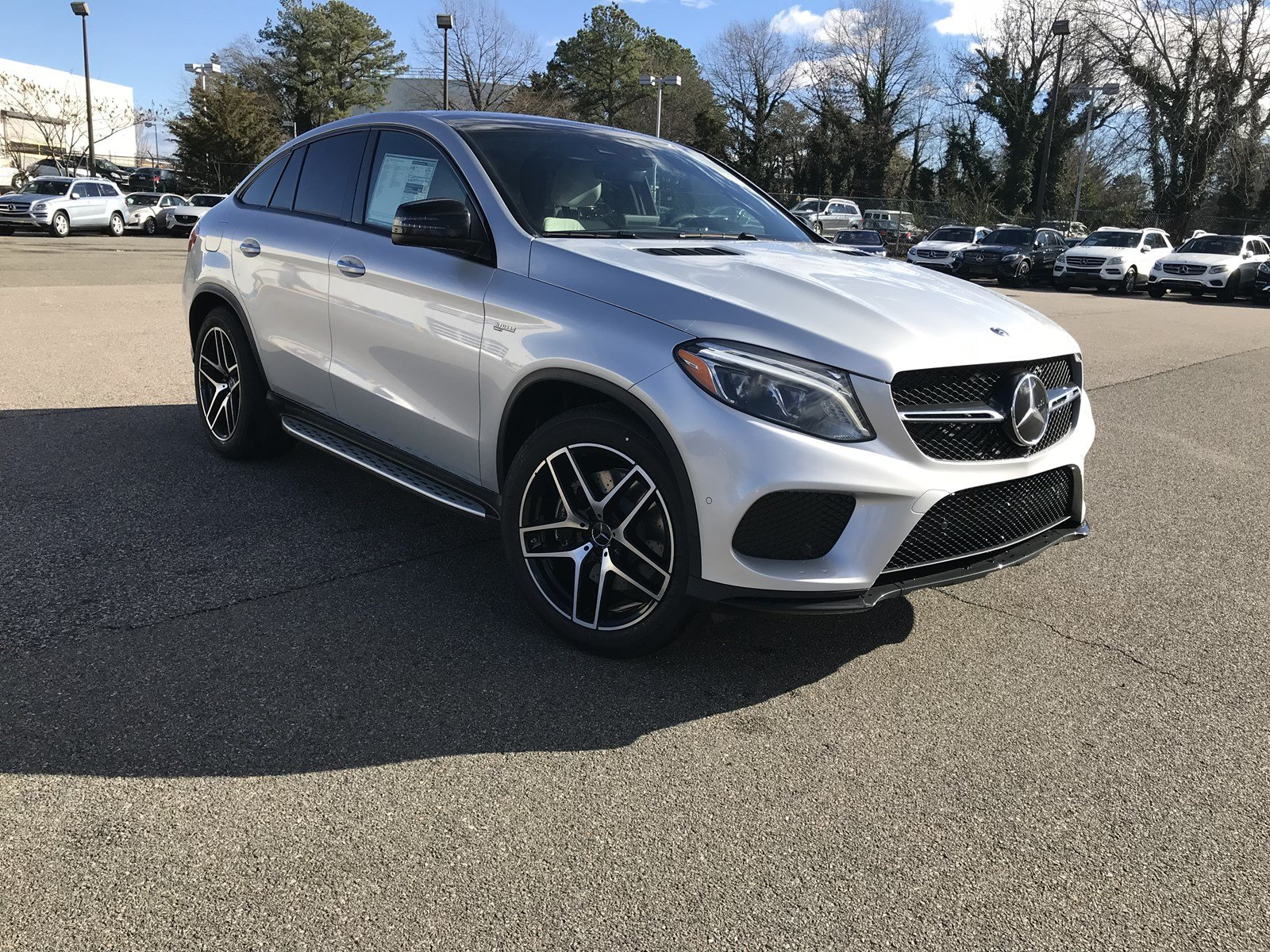 New 2019 Mercedes Benz Gle Amg 43 Coupe