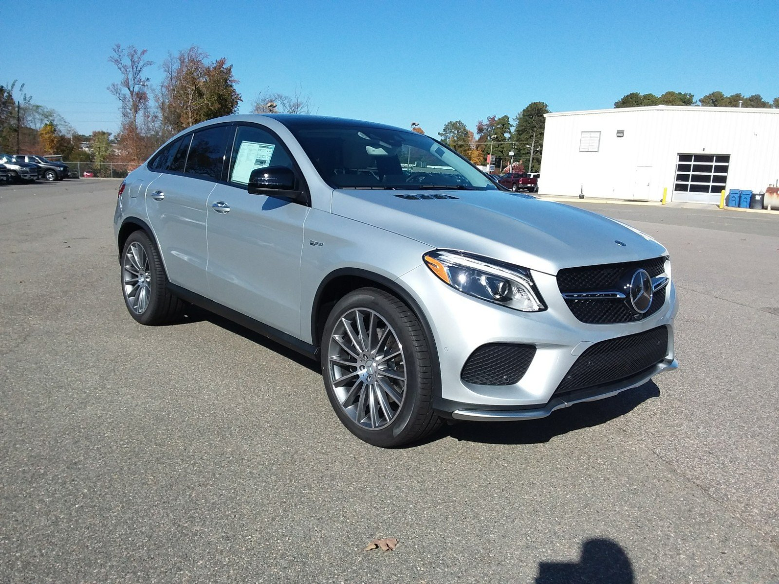 New 2019 Mercedes Benz GLE AMG GLE 43 Coupe Coupe in Richmond
