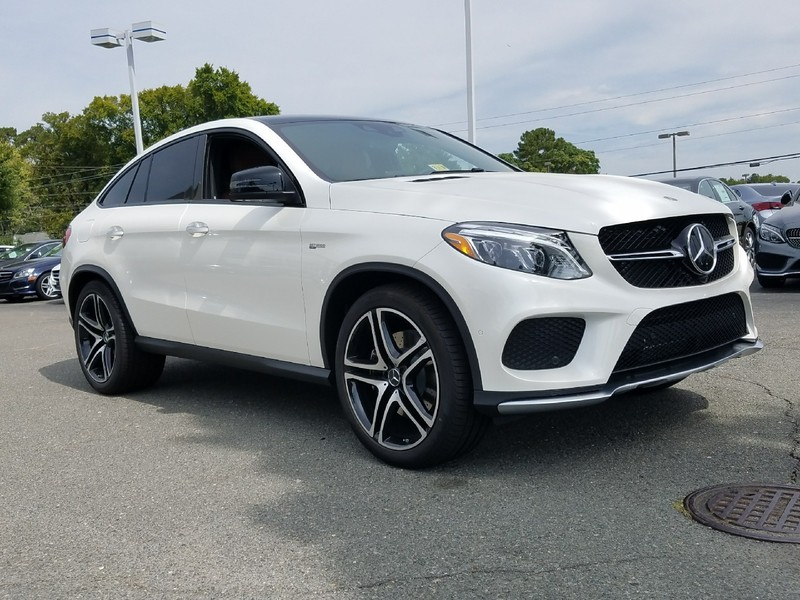 New 2018 mercedes benz gle gle 43 amg coupe coupe in for 2018 mercedes benz gle