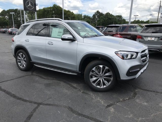 New 2020 Mercedes Benz Gle 350 Awd 4matic