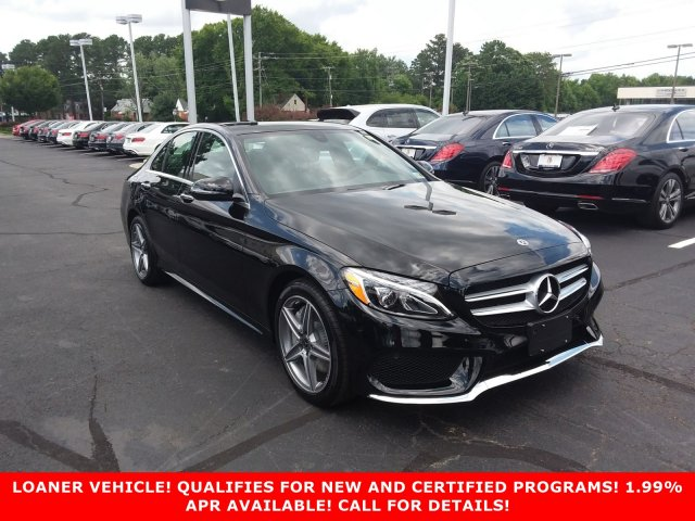 2018 Mercedes-Benz C 300 Sport AWD 4MATIC®