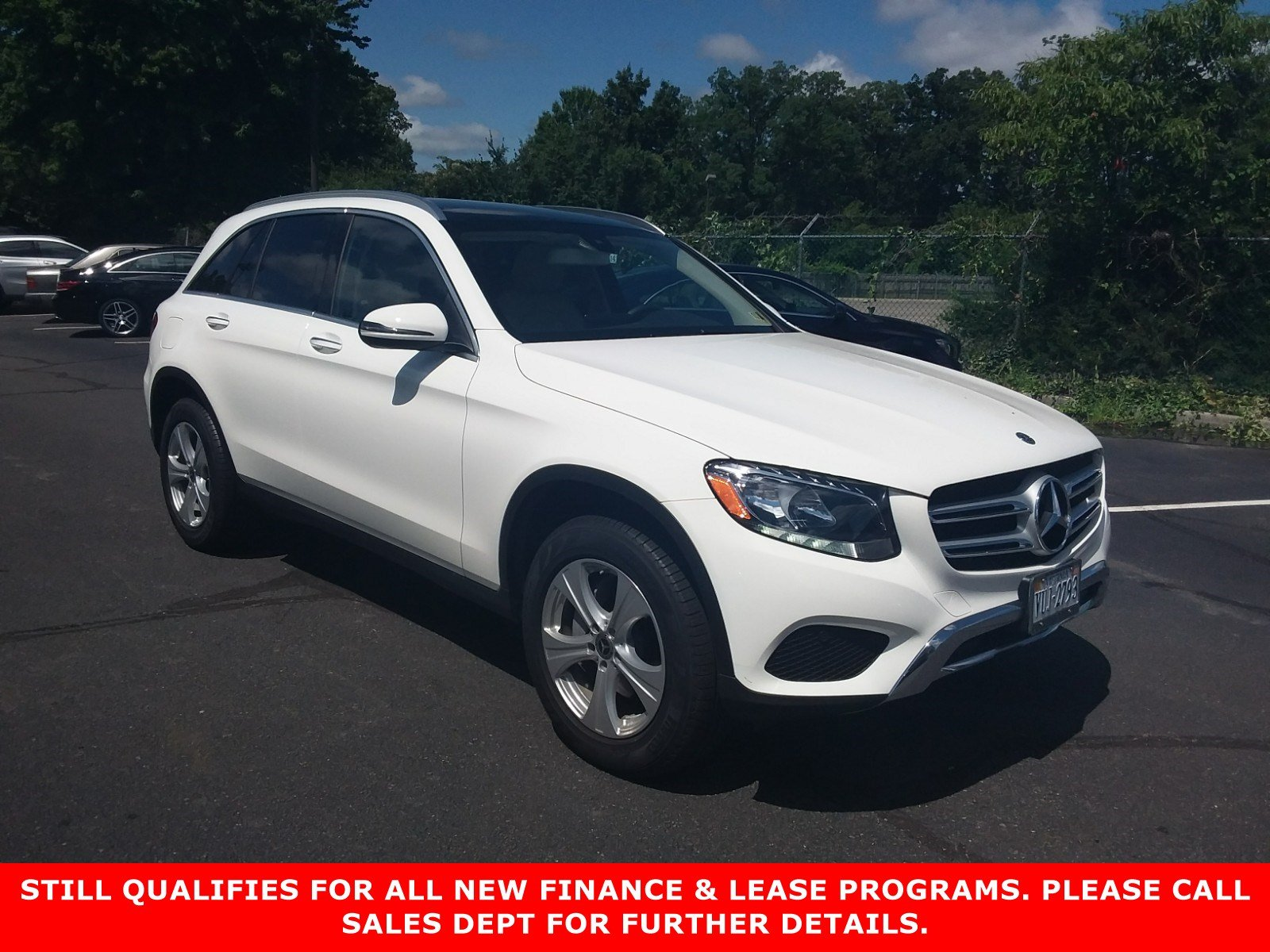 Pre Owned 2018 Mercedes Benz GLC GLC 300 SUV in Richmond