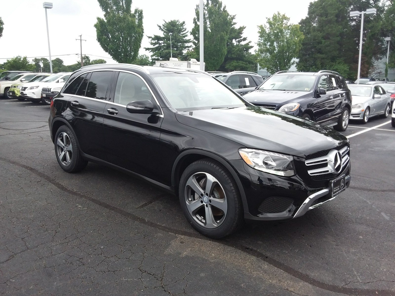 Certified Pre-Owned 2016 Mercedes-Benz GLC GLC 300 SUV in Richmond ...