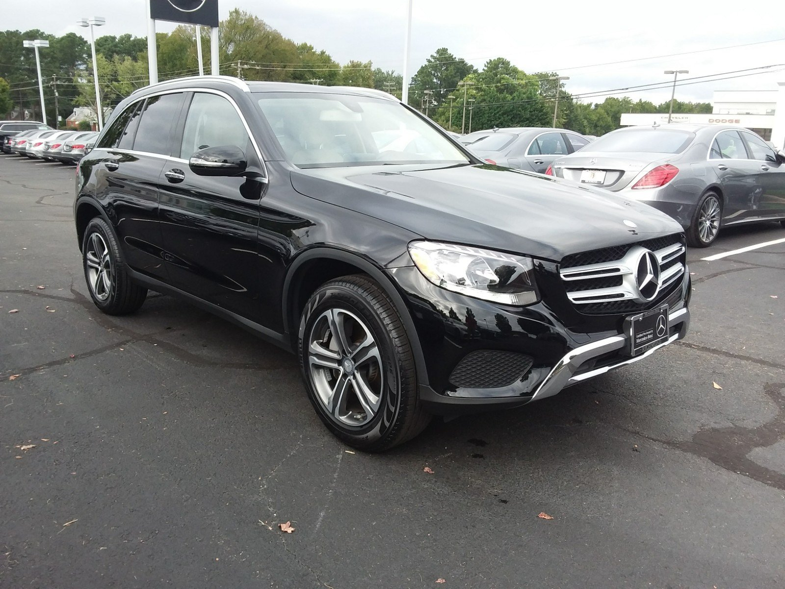 Certified Pre Owned 2016 Mercedes Benz GLC GLC 300 SUV in Richmond