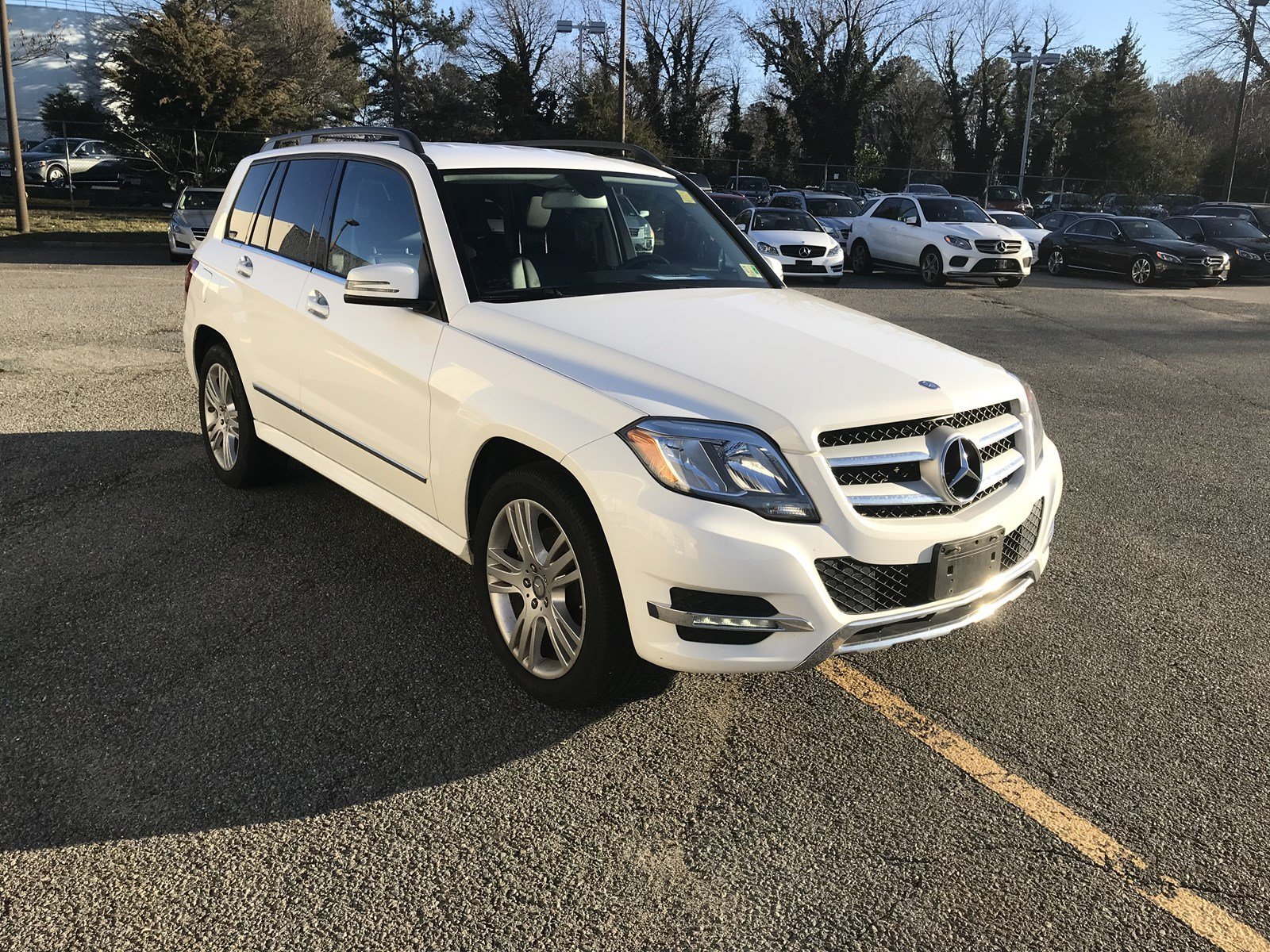 Pre Owned 2013 Mercedes Benz Glk 350 Awd 4matic