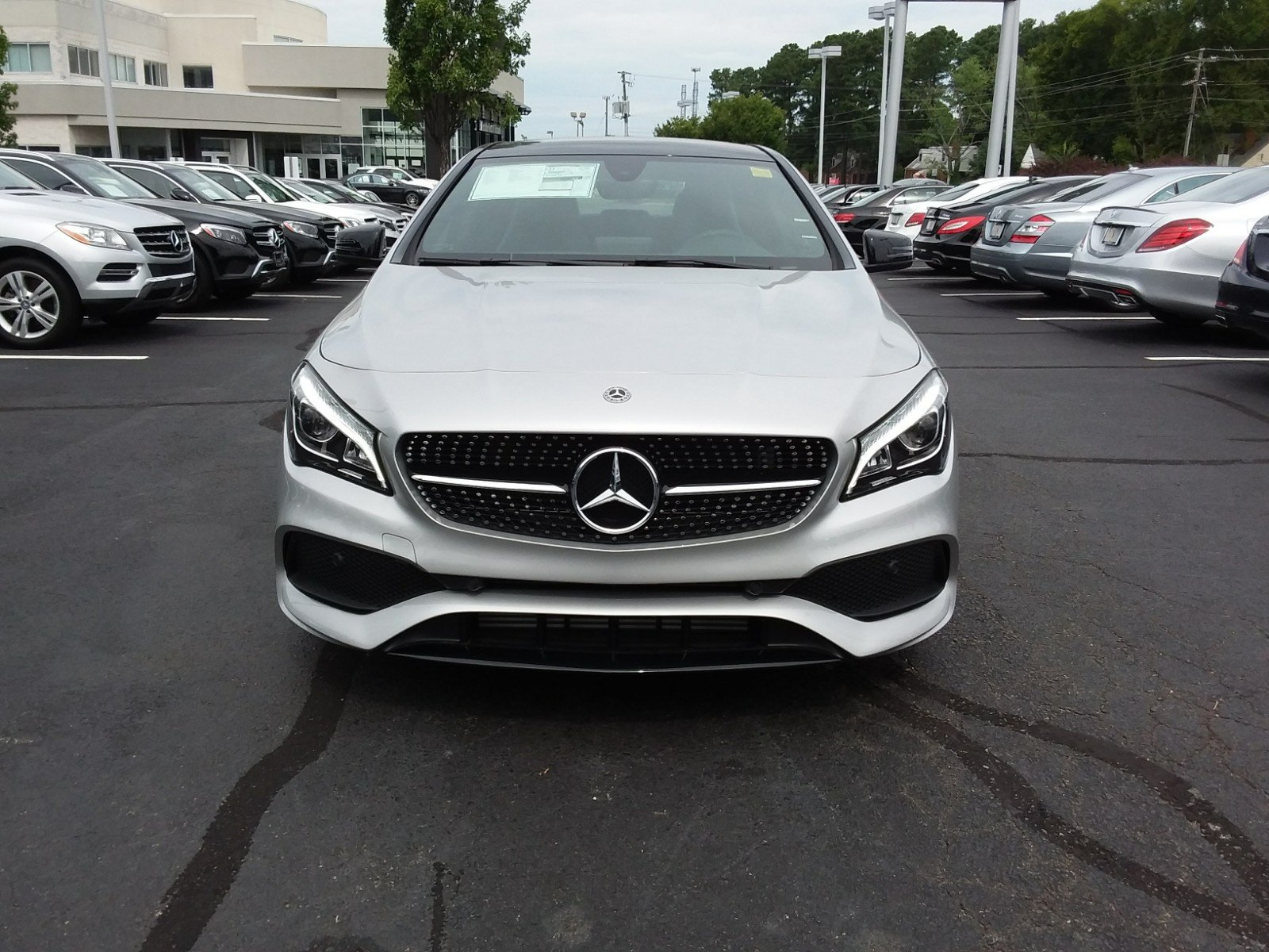 New 2019 Mercedes Benz CLA CLA 250 Coupe in Richmond