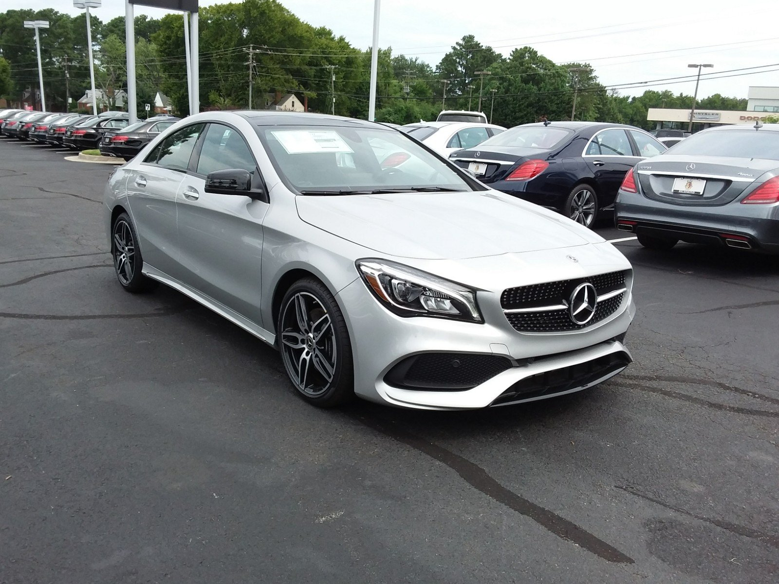 pre owned 2019 mercedes benz cla cla 250 coupe in richmond 93009 mercedes benz of richmond. Black Bedroom Furniture Sets. Home Design Ideas