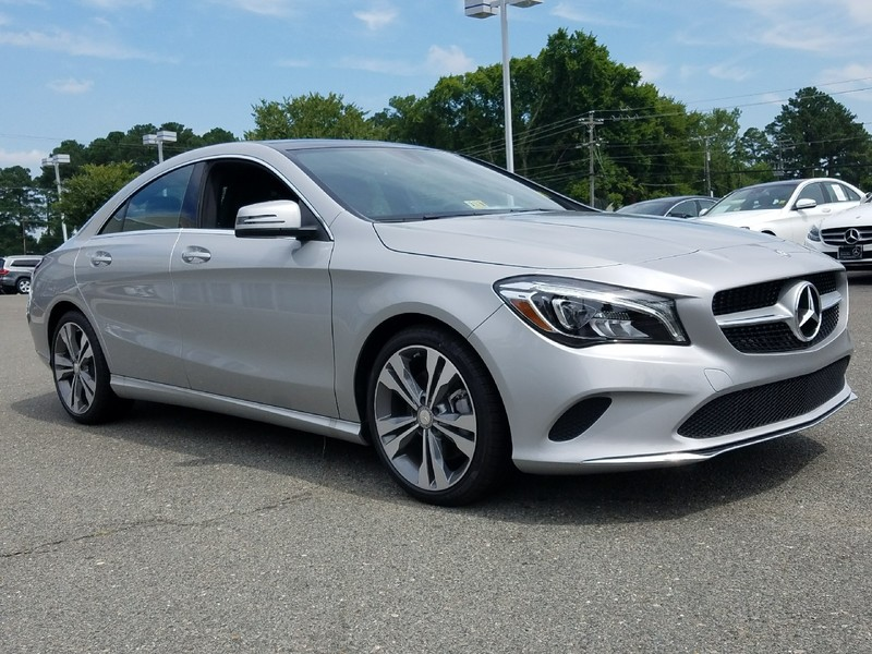 new 2017 mercedes benz cla 250 4matic coupe in richmond. Black Bedroom Furniture Sets. Home Design Ideas