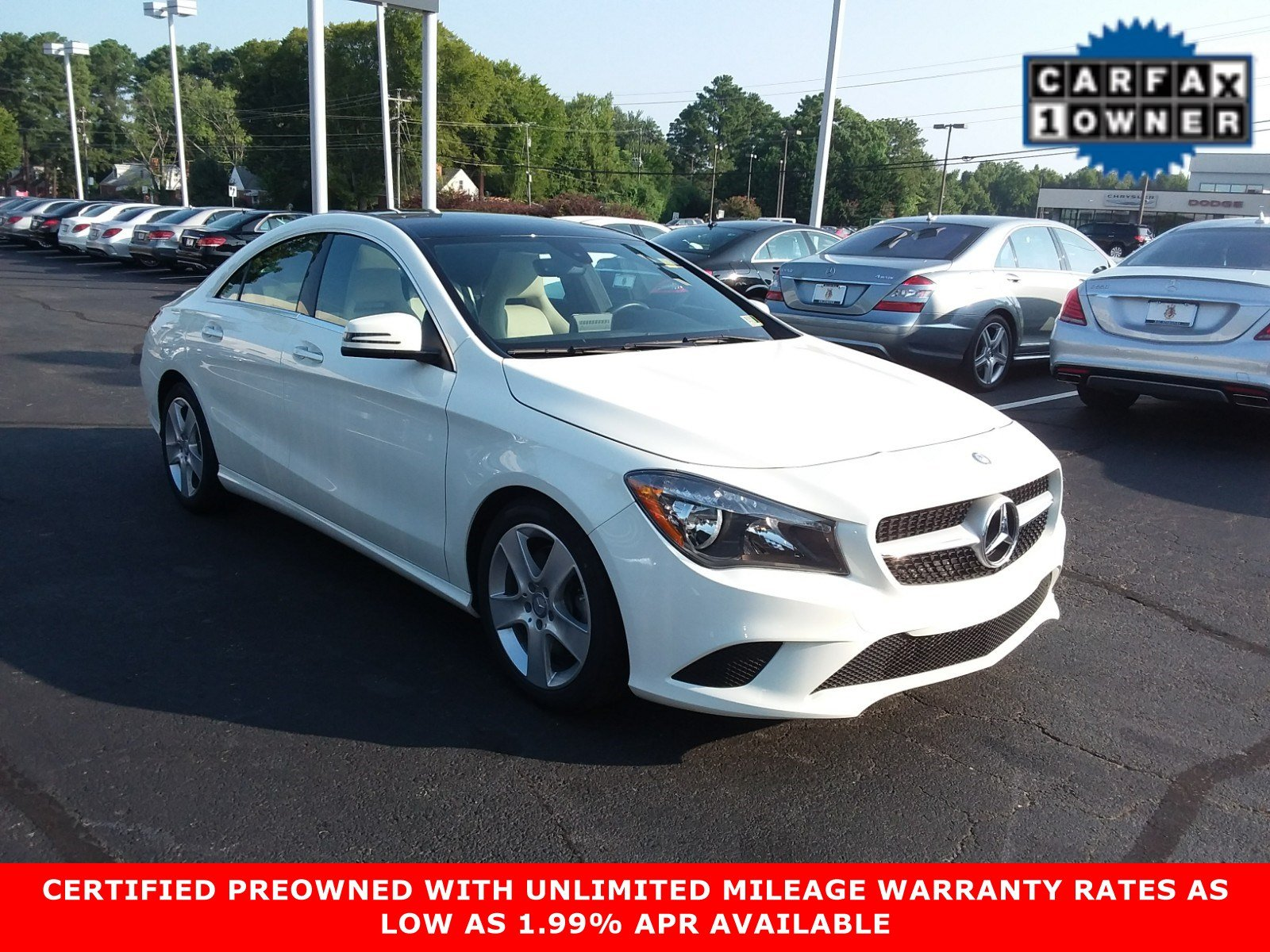 Certified Pre Owned 2016 Mercedes Benz CLA CLA 250 Coupe in Richmond