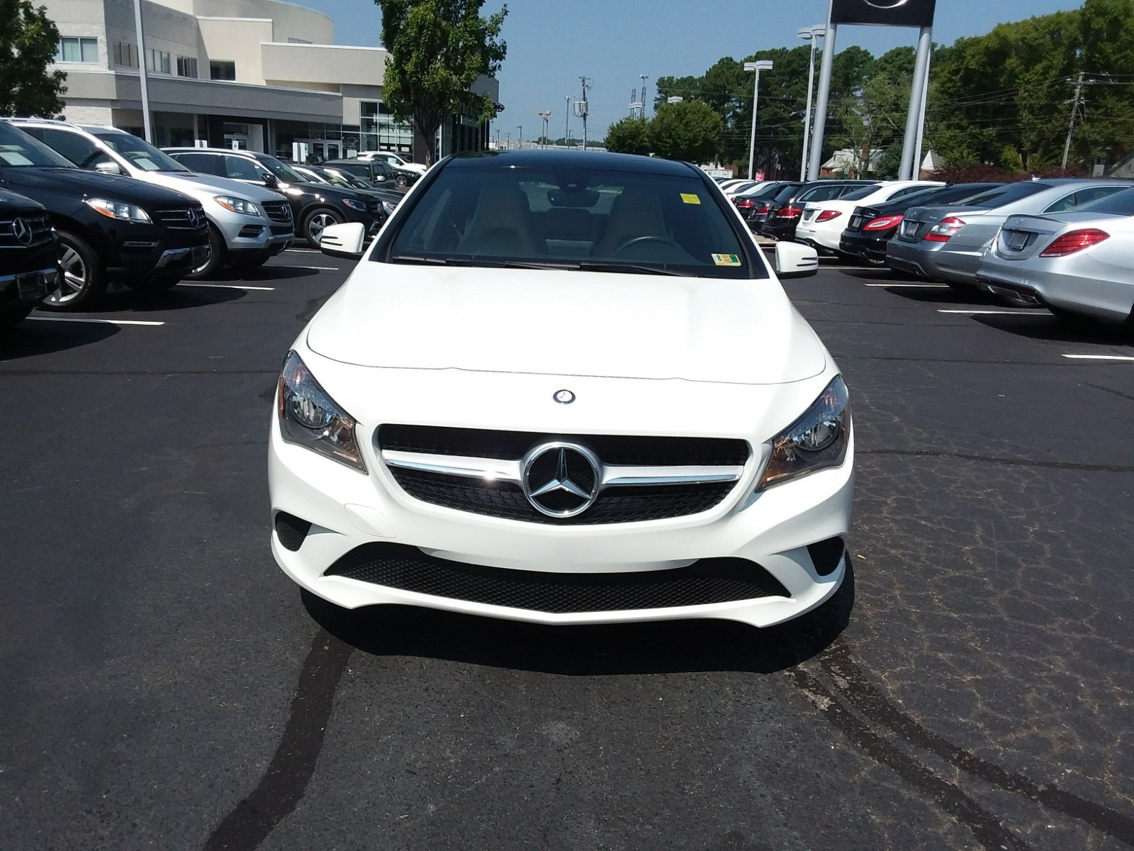 Pre Owned 2016 Mercedes Benz CLA CLA 250 Coupe in Richmond M4621