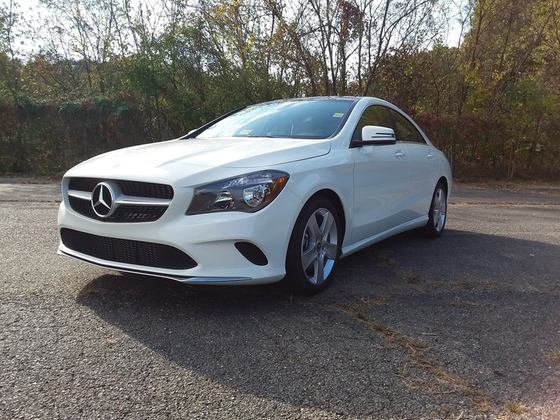 new 2018 mercedes benz cla cla 250 coupe in richmond 91620 mercedes benz of richmond. Black Bedroom Furniture Sets. Home Design Ideas