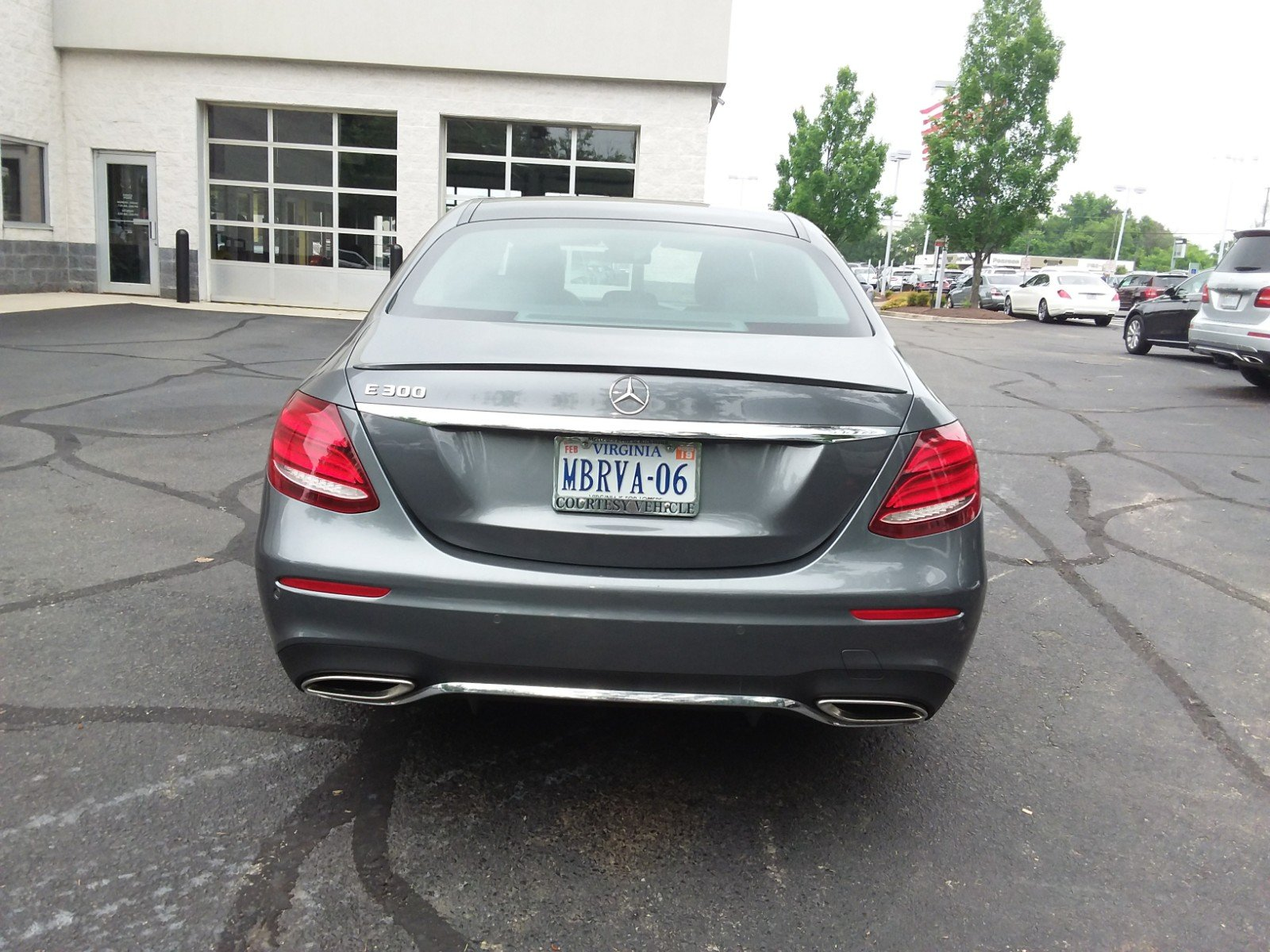 Pre Owned 2017 Mercedes Benz E Class E 300 Sport 4dr Car in Richmond