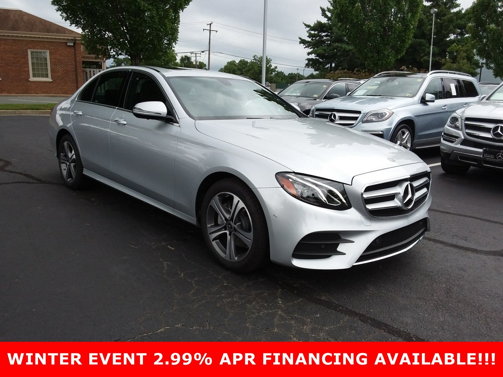 New 2019 Mercedes Benz E Class E 300 Sport SEDAN in Richmond