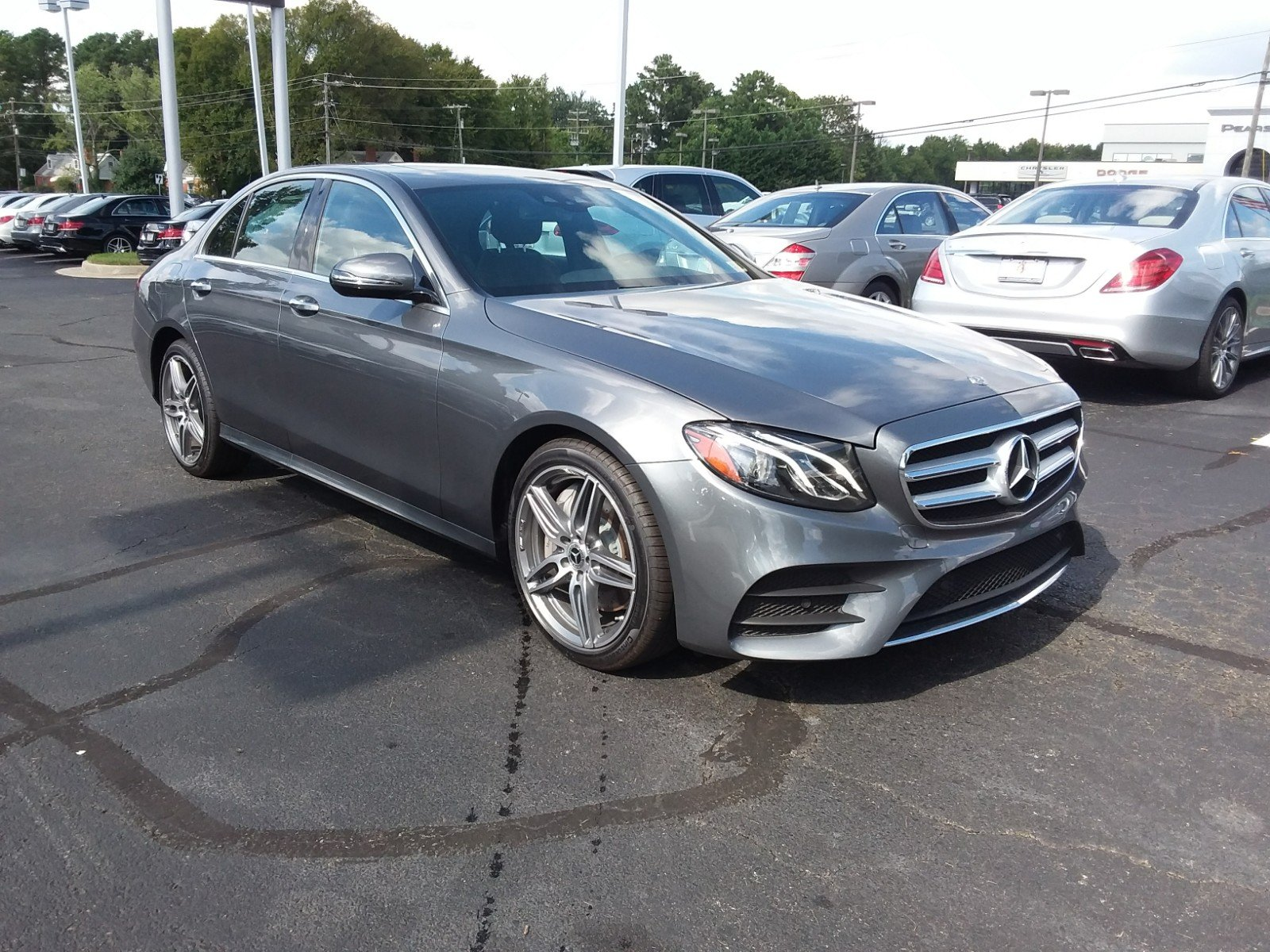 New 2019 Mercedes Benz E Class E 450 SEDAN in Richmond