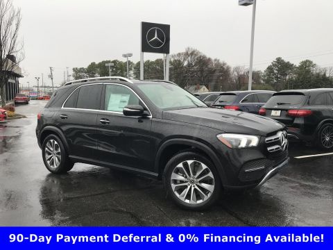 New 2020 Mercedes-Benz GLE GLE 450 AWD 4MATIC®