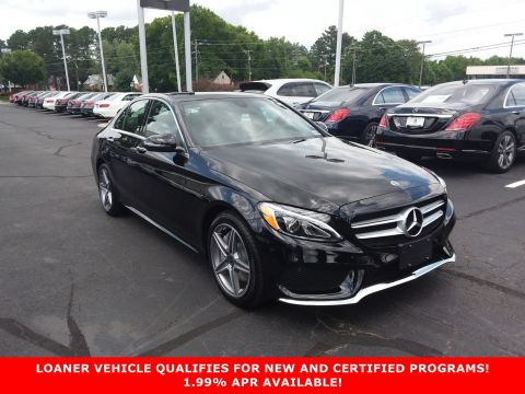Pre Owned 2018 Mercedes Benz C Cl 300 Sport