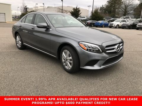 Pre-Owned Demo / Loaners | Mercedes-Benz of Richmond