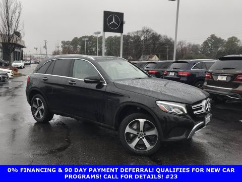 2019 Mercedes-Benz GLC GLC 350