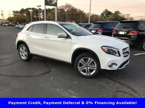 New 2020 Mercedes-Benz GLA GLA 250 AWD 4MATIC®
