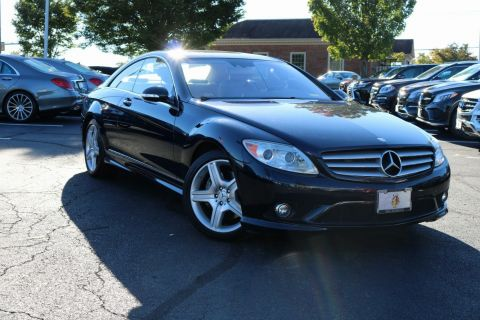 Pre-Owned 2009 Mercedes-Benz CL-Class CL 550