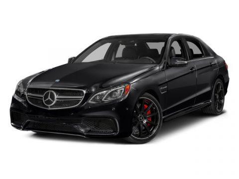 Certified Pre-Owned 2016 Mercedes-Benz E-Class AMG® E 63 S