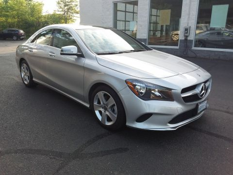 Pre-Owned 2018 Mercedes-Benz CLA CLA 250