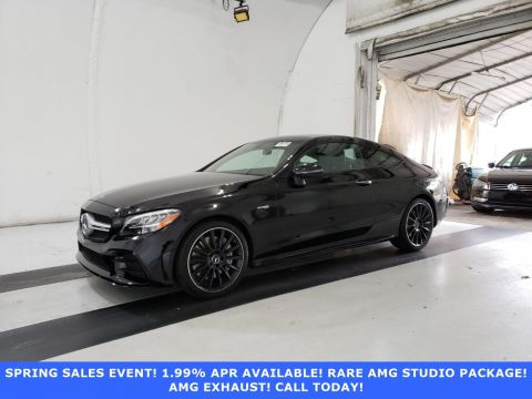 Certified Pre-Owned 2019 Mercedes-Benz C-Class AMG® C 43