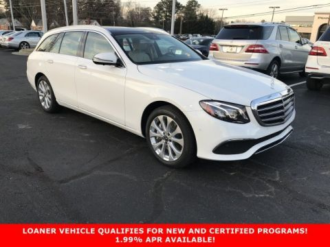 Pre-Owned 2019 Mercedes-Benz E-Class E 450 Luxury